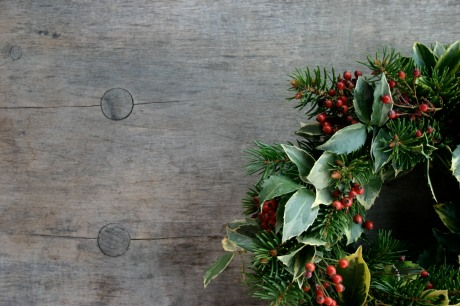 Wreath cover