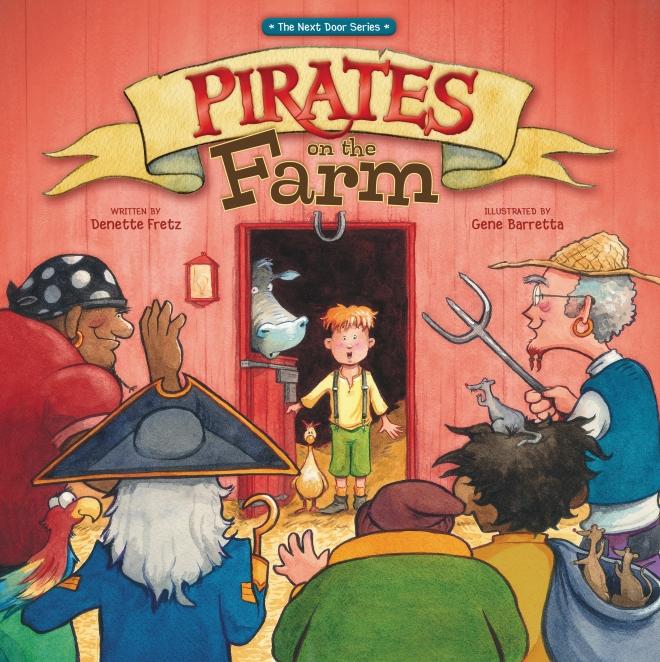 Pirates on the Farm